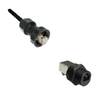 RJ45 Waterproof connector cable